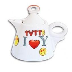 Czajniczek do herbaty - FUNNY WEB