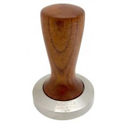 Tamper z drewna Motta prosty - 58 mm