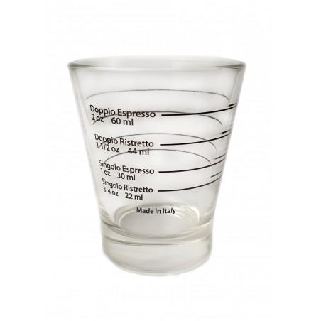 Shot Glass - szklana miarka do espresso