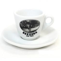komplet filiżanek do espresso z logo firmy ROCKET kpl. 6 szt
