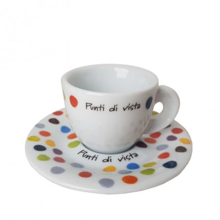 "Filiżanka AnCap ""Punti di vista"" - espresso"