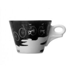 "Filiżanka AnCap ""ITALIA IN BICI"" - caffe latte"