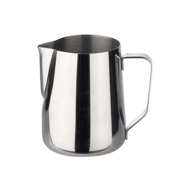 stalowy dzbanek na mleko firmy Concept Art 590 ml